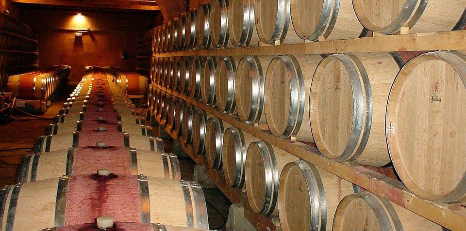 Cave à vin de service - image