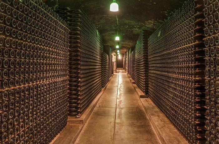 Cave à vin polyvalente - image