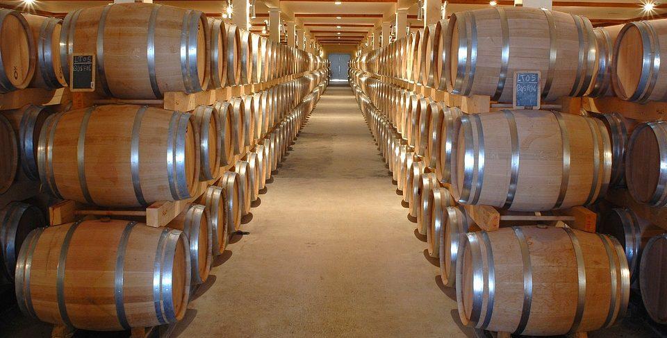 La cave à vin de vieillissement - image